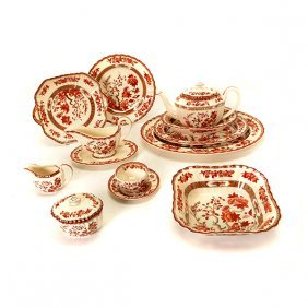 Spode Indian Tree China Service