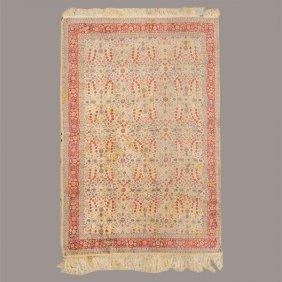 Turkish Carpet: 7 Feet 8 Inches X 10 Feet 10 Inches