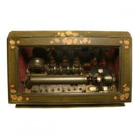 Swiss Automaton Mechanical Music Box