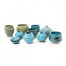 Otto And Vivika Heino Pottery Dating From 1994-2005 (10