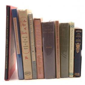 Ten Special Edition Books By Lafcadio Hearn, Truman