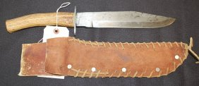 MOUNTAIN MAN BOWIE KNIFE