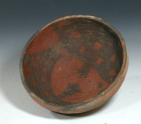 Belen / Argentinian Earthenware Bowl