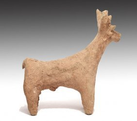 Syrian Terra Cotta Animal