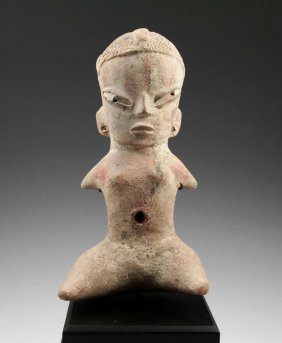 Pre-Columbian Tlatilco Figure