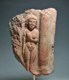 An Egyptian Terracotta Concubine, Ex-Royal Athena