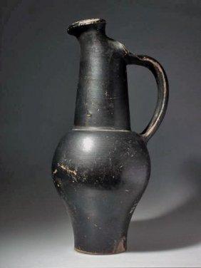 An Etruscan Beaked Oinochoe