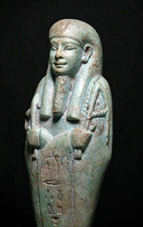An Important Egyptian Ushabti For Pa-di-Her-em-heb