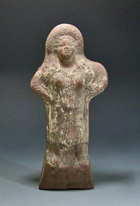 An Alexandrian Egypt Terracotta Figure