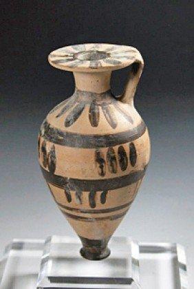 A Greek Corinthian Aryballos, Ex-Charles Ede