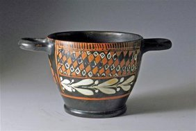 A Greek St. Valentine's Cup