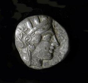 An Attica - ATHENS Tetradrachm