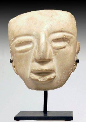 Teotihuacan Stone Masket