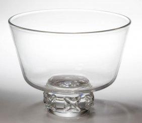 Steuben Centerpiece Bowl