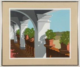 Susan Bailey (american, 20th/21st Century) Landscape