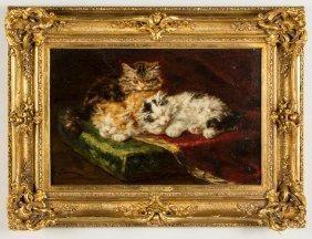 "Marie-yvonne ""yo"" Laur (french, 1879-1943) Animal"