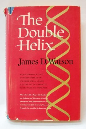 a review of james d watsons the double helix Amazonin - buy the double helix book online at best prices in india on amazonin read the double helix book reviews & author details and more at amazonin free delivery on qualified orders james d watson phd 50 out of 5 stars 1 hardcover.