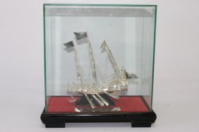 Silver Yachting Trophy,
