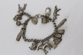 Childs Charm Bracelet,
