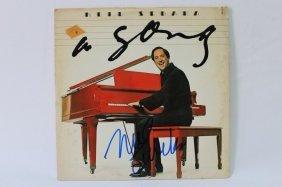 Signed Lp, Neil Sedaka