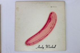 Rare Lps - Eleanor Roosevelt And Andy Warhol,