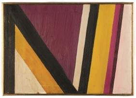 Peter Busa (American, 1914-1985) Painting