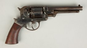 Starr Model 1858 Double Action Revolver, Ny