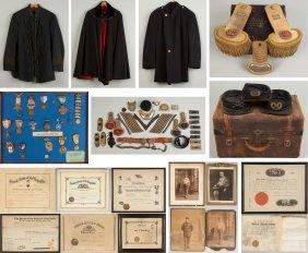 Captain Frank Barry, Civil War Era Collection