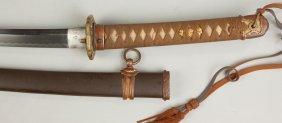 Vintage Samurai Sword