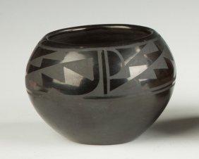 San Ildefonso Pueblo Bowl