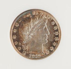1910-s Barber Fifty Cent