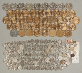Group Of Commemorative Susan B. Anthony Coins &