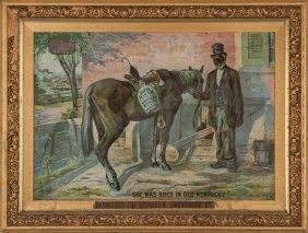 "Mcculloch Distillery Owensboro, Ky, ""she Was Bred In Ol"