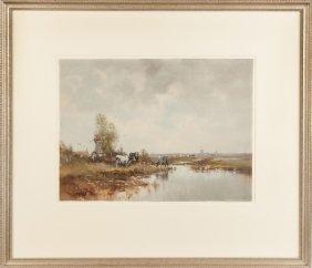 Edwin Lawson James Harris (united Kingdom, 1891-1961)