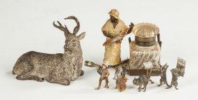 Austrian Bronze Figures