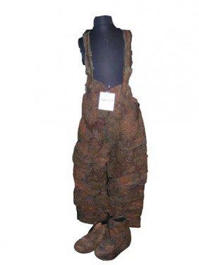 Mirror Mirror Dwarf-Half Pint's Costume