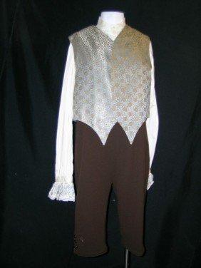 Mirror Mirror Brighton's (Nathan Lane) Costume