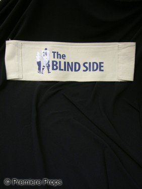 The Blind Side Cast Chair Back
