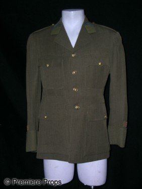 Warner Baxter Military Jacket From The Road To Glor