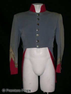 Gilbert Roland Spanish Army Tunic From Pirates Of M
