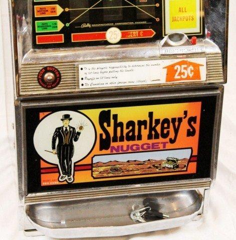 Bally 873 slot machine for sale