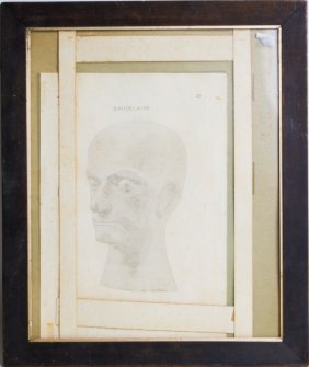 JACQUES VILLON BOUDELAIRE ETCHING