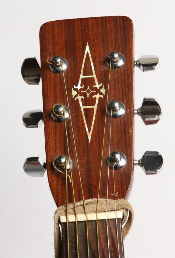 alvarez 5041 1980 acoustic electric guitar lot 58423. Black Bedroom Furniture Sets. Home Design Ideas