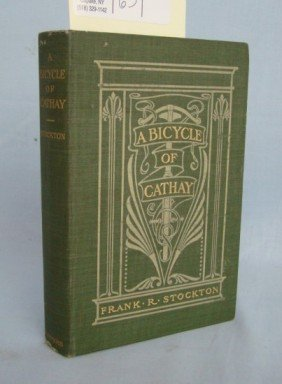 """Book: """"A Bicycle Of Cathay"""""""