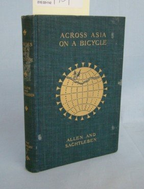 """Book: """"Across Asia On A Bicycle"""""""