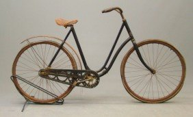 C. 1890's Crescent Model 16 Female Safety Bicycle