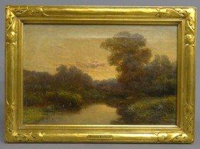 19th C. Painting Kruseman Van Elten