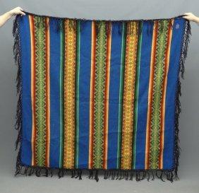 Vintage Pendleton Camp Blanket