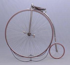 C. 1889 Victor High Wheel Ordinary