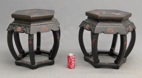 Pair Asian Tables